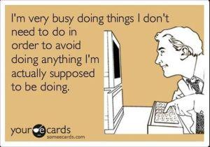 ahh-procrastination